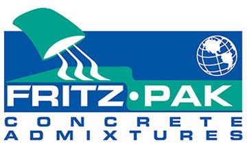 Fritz-Pak Concrete Admixtures Logo