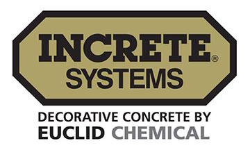 Increte Systems - Decorative Concrete By EUCLID CHEMICAL Logo