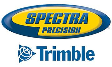 Spectra Precision - Trimble Logos
