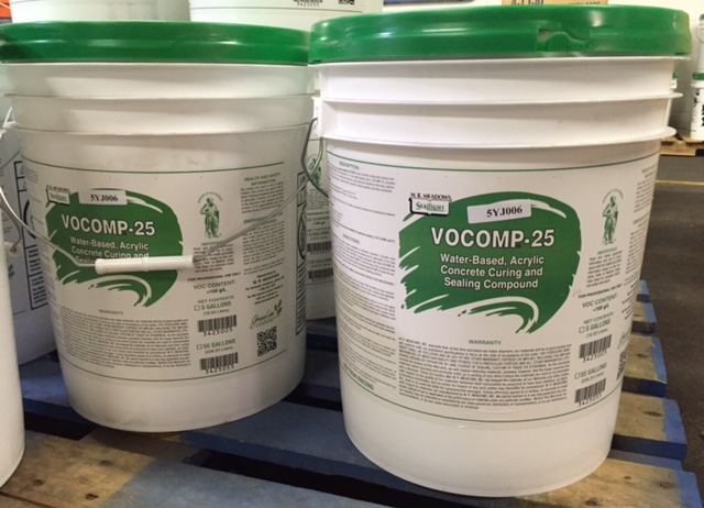 Vocomp-25 Buckets