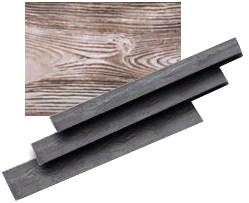 Wood Plank Concrete Stamp