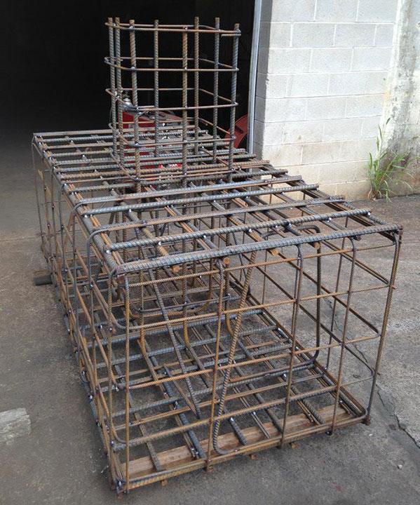 Rebar Cage Fabrication